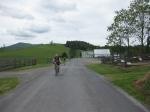 SMT rode home