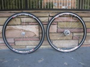 PT DT Swiss wheels